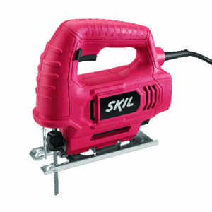 Skil  2-1/4 in. Corded  Keyless Jig Saw  Kit 120 volt 4.5 amps 3250 spm