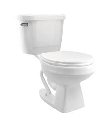 Cato Jazmin 1.28 gal. White Elongated Complete Toilet