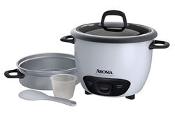 Aroma  6 cups Rice Cooker