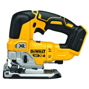 DeWalt  20V MAX XR  1 in. Cordless  Keyless Brushless Jig Saw  20 volt 3200 spm
