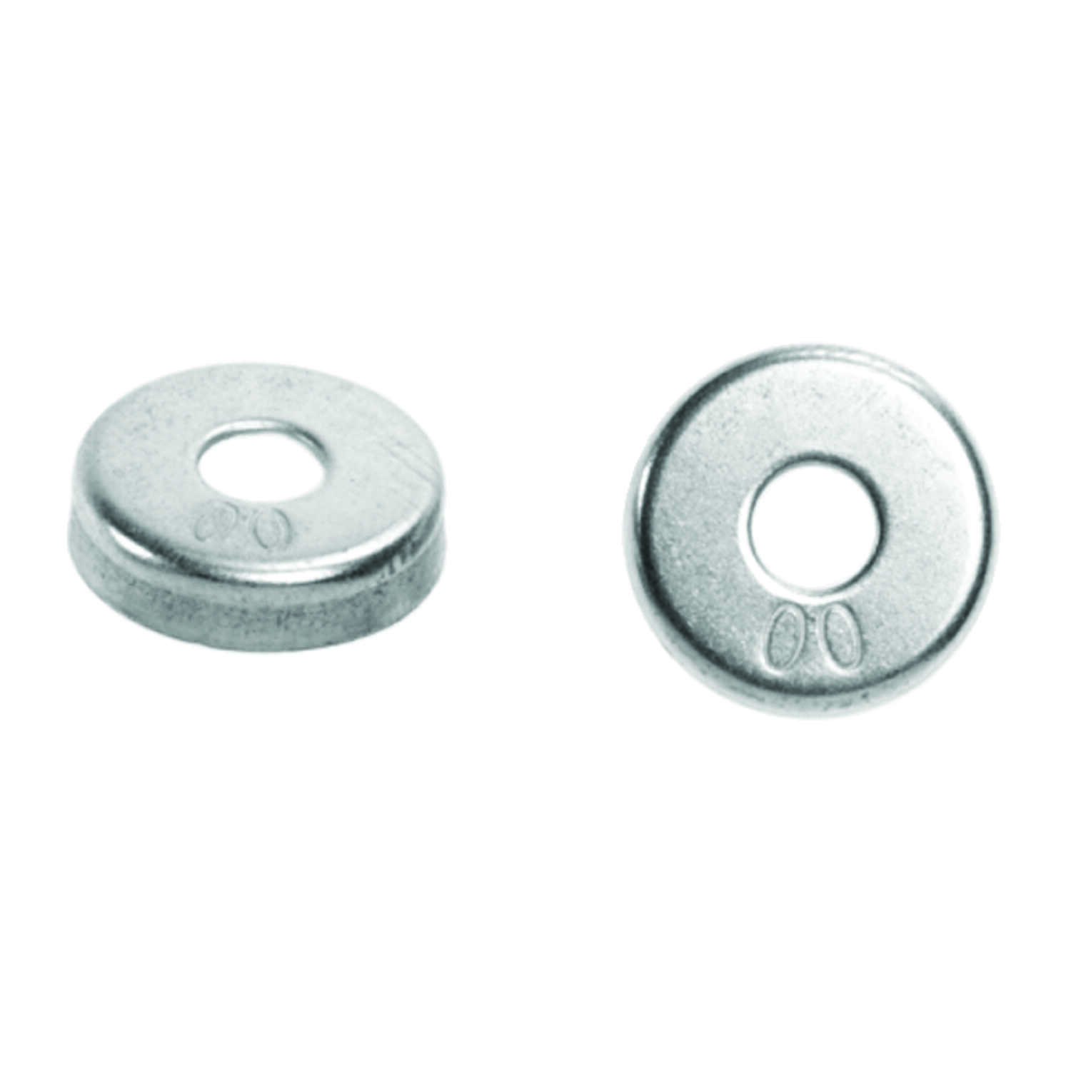 Danco  1/2 in. Dia. Stainless Steel  Washer Retainer  1 pk