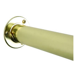 John Sterling Pro 1-3/8 in. L x 1-3/8 in. Dia. Brass Steel Rod Socket