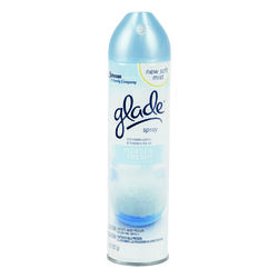 Glade  Powder Fresh Scent Air Freshener  8 oz. Aerosol