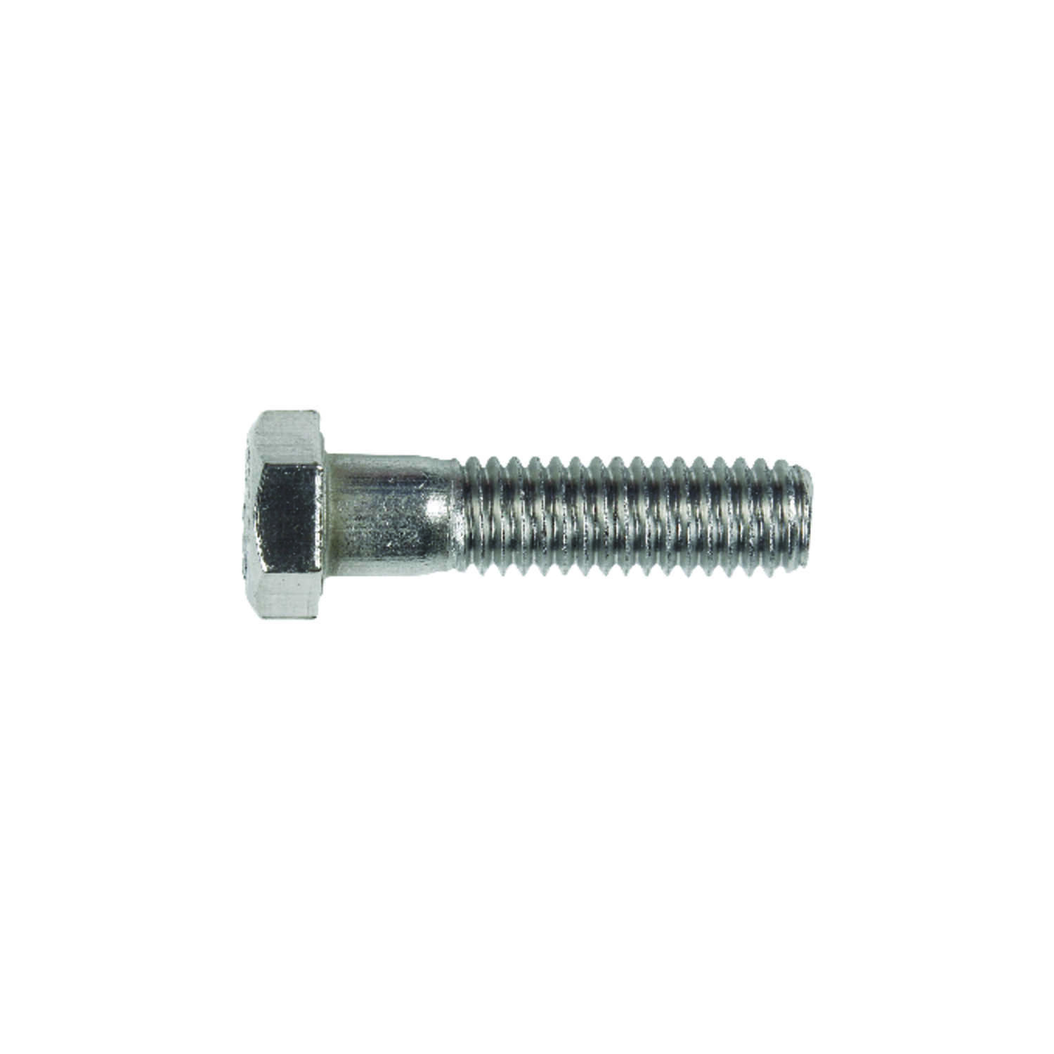 Hillman  3/8-16 in. Dia. x 1-1/2 in. L Stainless Steel  Hex Head Cap Screw  50 pk