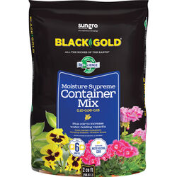 Black Gold Moisture Supreme Flower and Plant Potting Mix 2 cu. ft.