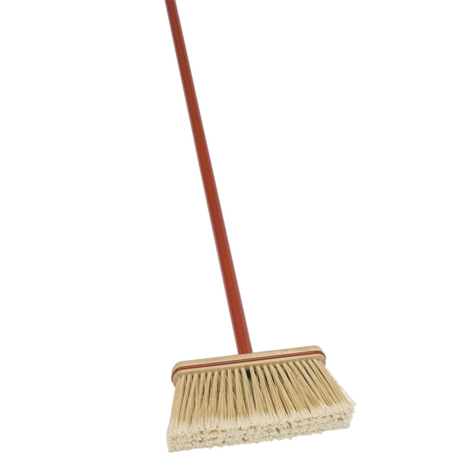Harper  9 in. W Soft  Fiber  Broom