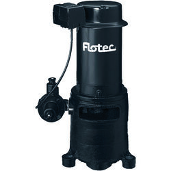 Flotec  1 hp 720 gph Cast Iron  Convertible Jet Pump
