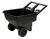 Smart Cart  Poly  Garden Cart  4.5 cu. ft.