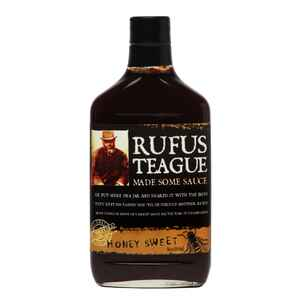 Rufus Teague  Honey Sweet  BBQ Sauce  16 oz.