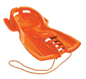 Emsco  SnoRaider  Race Car  Plastic  Sled  42 in.