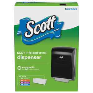 Scott  Folded Hand Towel Dispenser  1 each