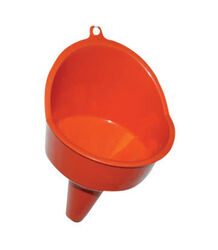 FloTool  Red  8 in. H Plastic  Super Quick Fill Funnel