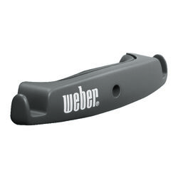Weber  Plastic  Grill Handle  For Charcoal Grills 0.6 in. L x 1.2 in. W