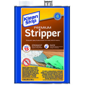 Klean Strip  Premium  Stripper  1 gal.