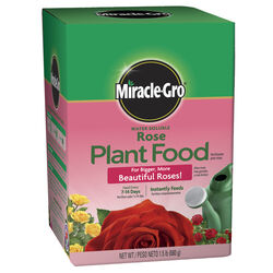 Miracle-Gro  Rose  Powder  Plant Food  1.5 lb.