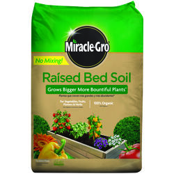 Miracle-Gro Organic All Purpose Raised Bed Soil 1.5 cu. ft.