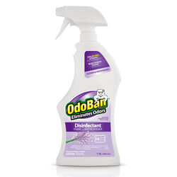 OdoBan Lavender Scent Disinfectant Fabric & Air Freshener 1 qt.