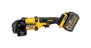 DeWalt  Flexvolt  Cordless  60 volt 6 in. Small Angle Grinder  Kit  9000 rpm