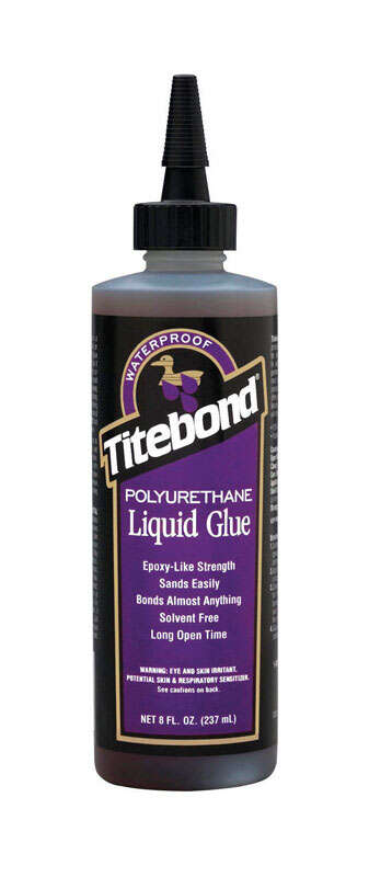 Titebond  High Strength  Glue  8 oz.