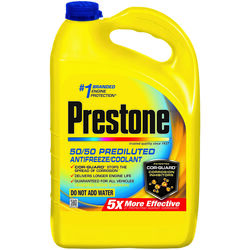 Prestone 50/50 Antifreeze/Coolant 1 gal.