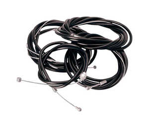 Bell Sports  Pitcrew 600  Steel  Bike Cable Repair Set  Black