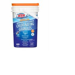hth  Ultimate Mineral Brilliance  Granule  Chlorinating Chemicals  50 lb.