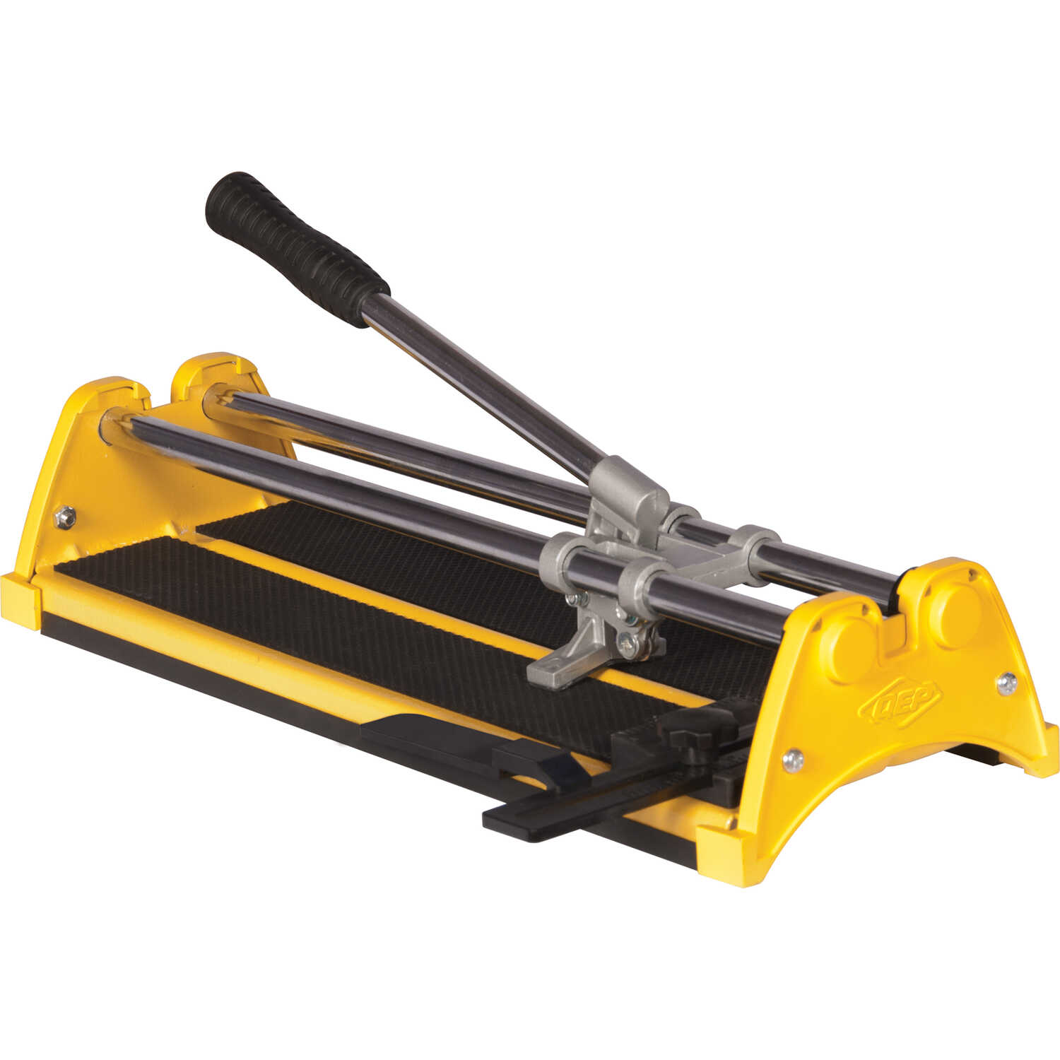 QEP  6.1 in. W x 19 in. L x 4.5 in. H Steel  Tile Cutter  1 pk