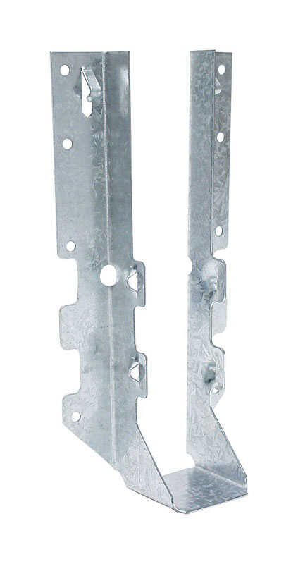 Simpson Strong-Tie  7.81 in. H x 1.56 in. W 18 Ga. Galvanized Steel  Joist Hanger