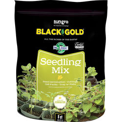 Black Gold Organic All Purpose Seed Starting Mix 8 qt.