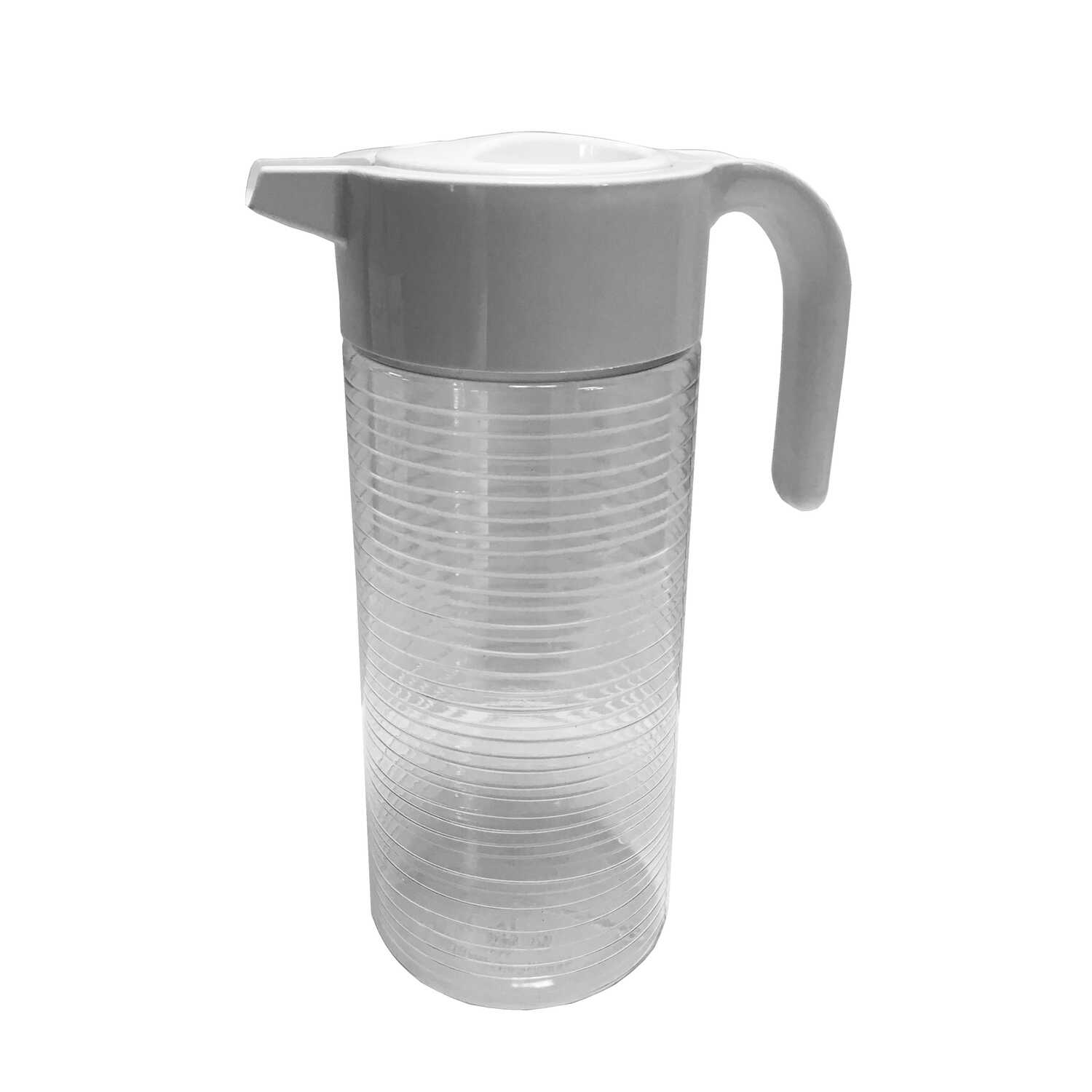 Arrow Home Products  2-1/4 qt. Clear  Pitcher  Plastic