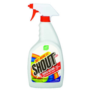 Shout  No Scent Laundry Stain Remover  22 oz. Liquid