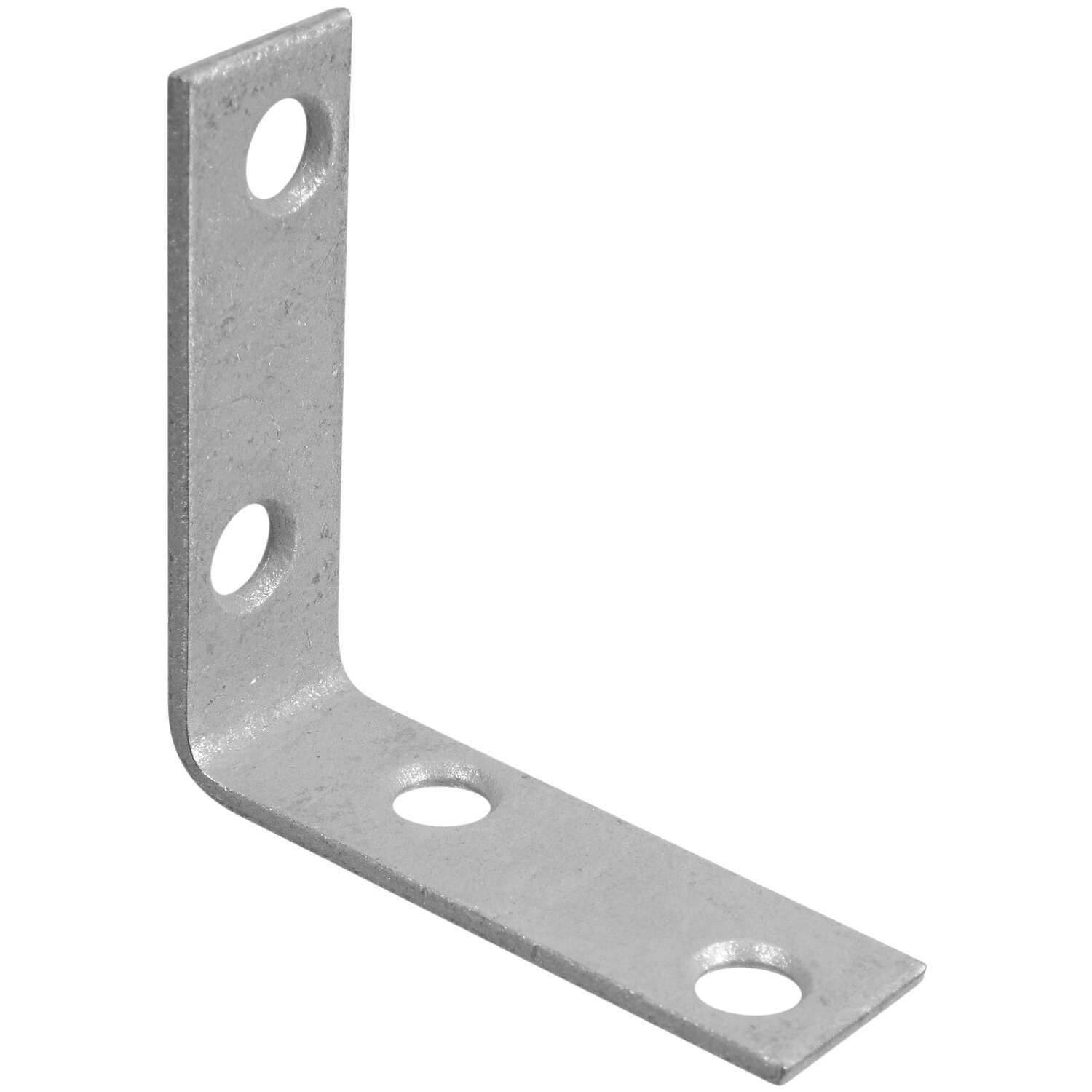 National Hardware  2.08 in. H x .62 in. W x 0.08 in. D Steel  Inside  Corner Brace