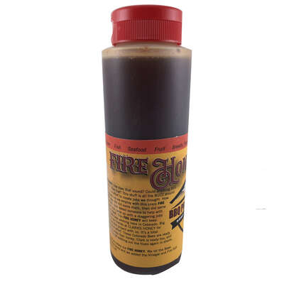 5280 Culinary BBQ Provisions Sweet and Spicy Fire Honey 12 oz.