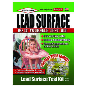 Pro-Lab  Lead Surface Test Kit