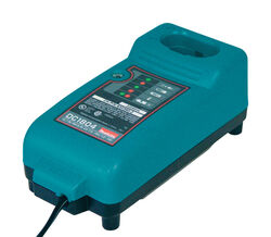 Makita 18 volt Lithium-Ion/Ni-Cad/NiMH Battery Charger 1 pc.