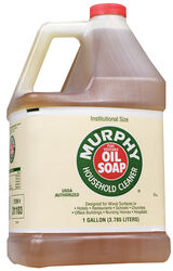 Murphy  Oil Soap  Lemon Scent All Purpose Cleaner  Liquid  1 gal.