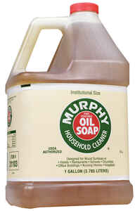 Murphy  Oil Soap  Lemon Scent All Purpose Cleaner  1 gal. Liquid