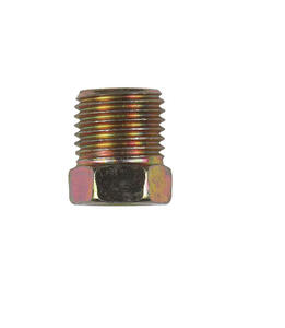 JMF  5/16 in. Flare   Brass  Inverted Flare Nut