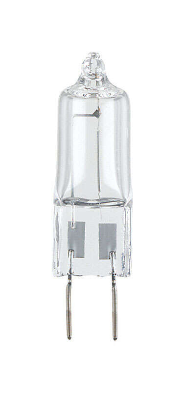 Westinghouse 100 watts T4 Decorative Halogen Bulb 1,400 lumens 1 pk