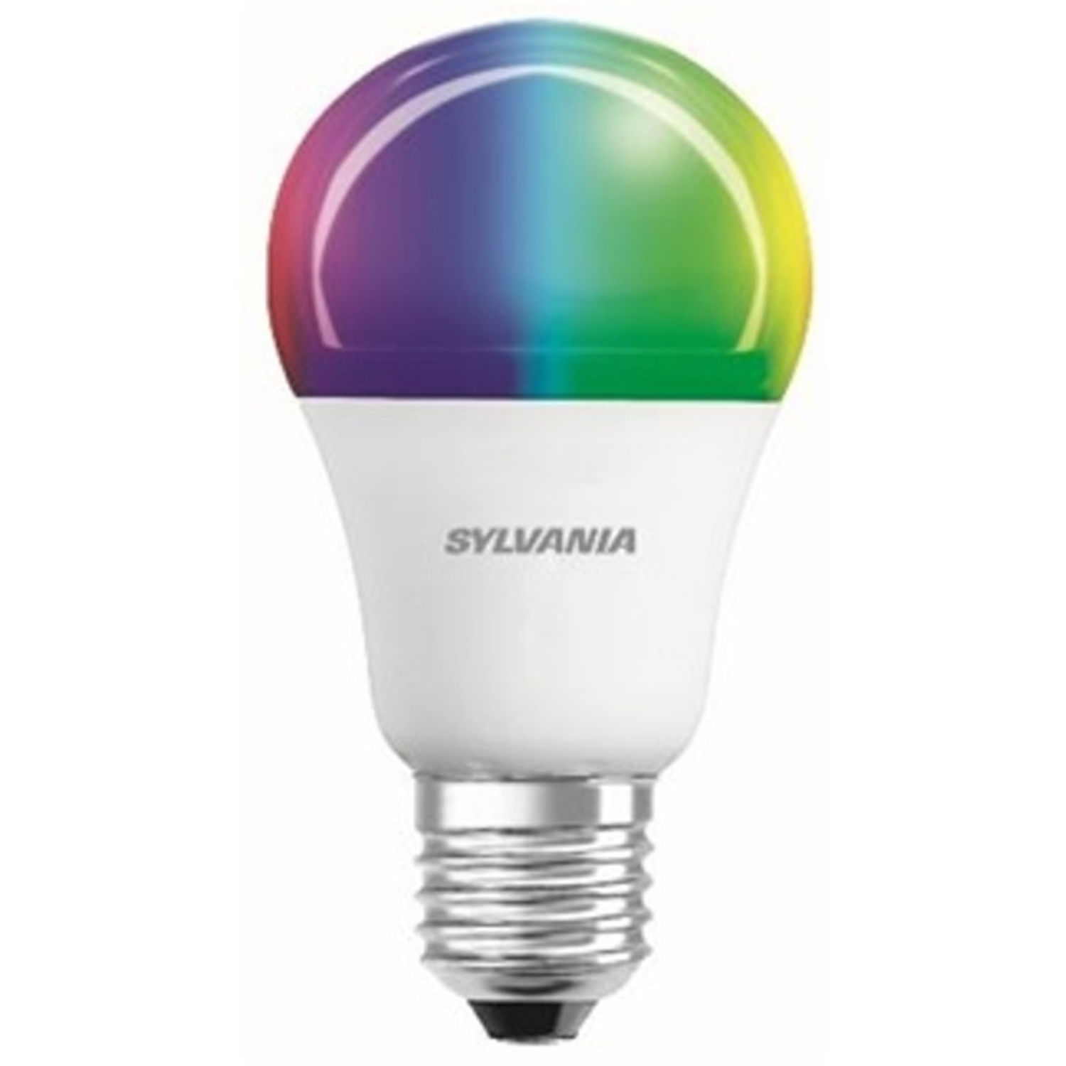 Sylvania  LEDVANCE  60 watts A19  LED Bulb  1200 lumens Multi-Colored  60 Watt Equivalence A-Line