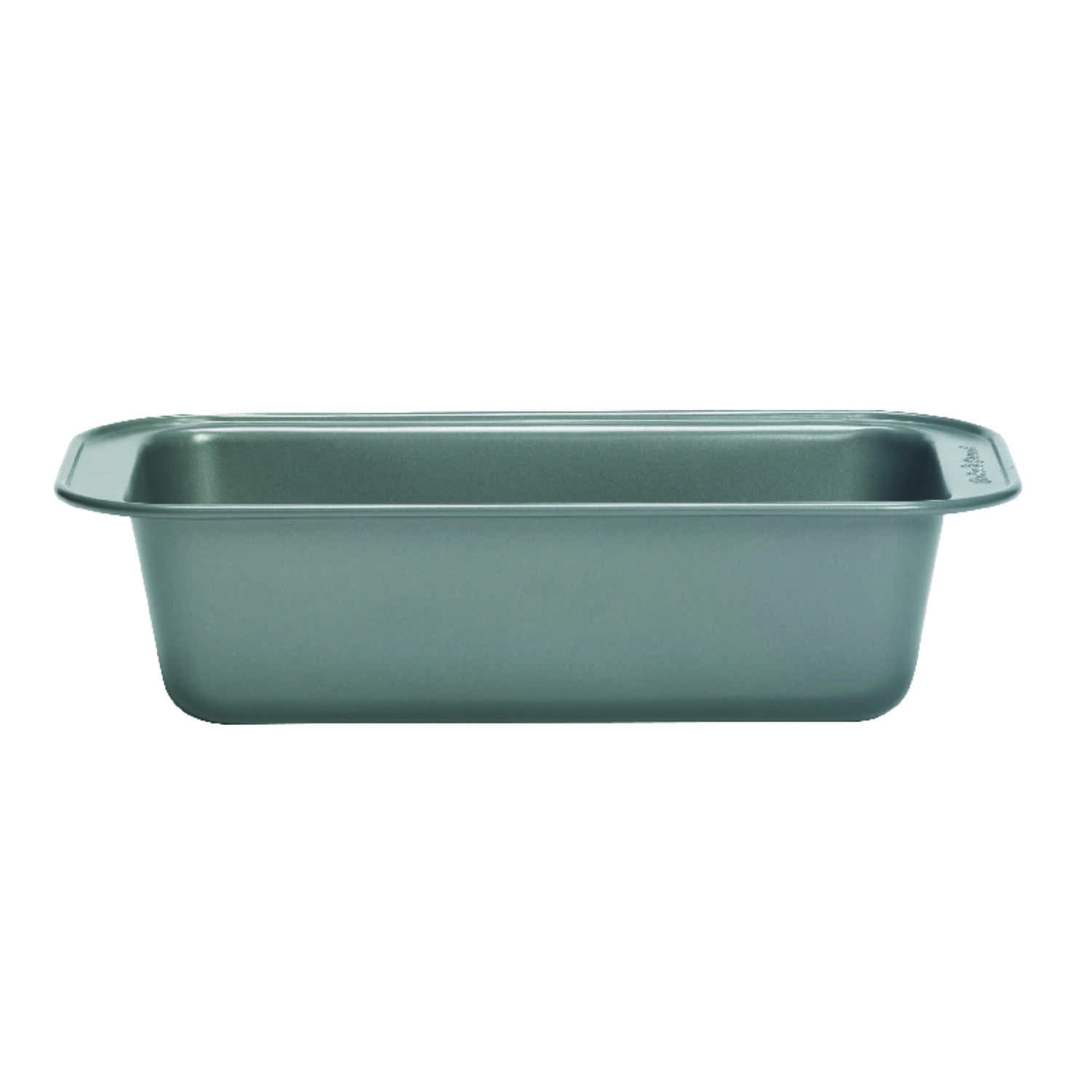 Baker's Secret  4.4 in. W x 9-1/4 in. L Loaf Pan  1  Gray