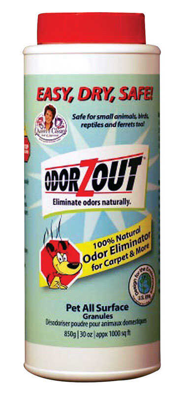 Odorzout  Pet Odor Eliminator  30 oz. Powder