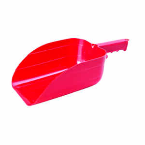 Little Giant  Plastic  Red  5  Feed Scoop