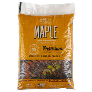 Traeger  Maple  Hardwood Pellets  20 lb.