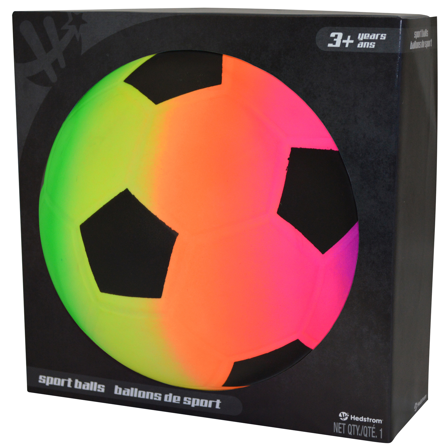 Hedstrom  8.5 in. 3+ year Soccer Ball