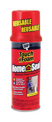 Touch 'n Foam  Home Sealant  Cream  Polyurethane  Foam  Expanding Sealant  12 oz.