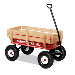 Radio Flyer  ATW Wagon  Steel