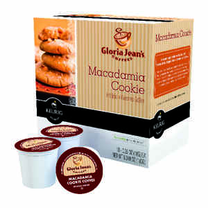 Keurig  Gloria Jean's  Macadamia Cookie  Coffee K-Cups  18 pk
