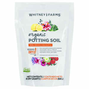 Whitney Farms  Organic Potting Soil  8 qt.