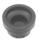 Danco  3/8 in. Dia. Rubber  Washer  1 pk